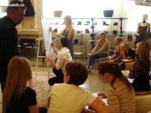 Мозговой штурм в бутиках Leonardo & Picasso