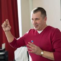 Ижевск. V Конференция ГК «Уралэнерго». Тренинг «Провокационные продажи»