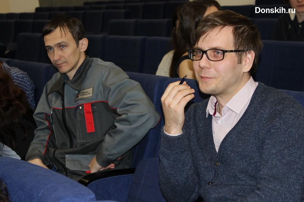 Концерн Калашников. Методы поиска новых идей и решений. Бизнес-тренер Андрей Донских