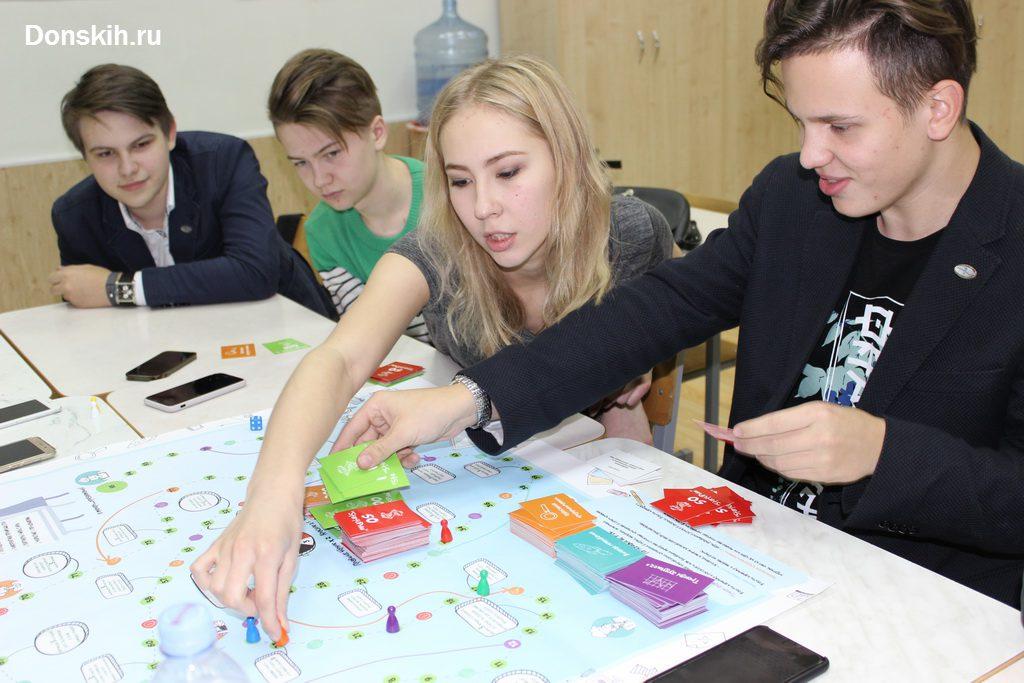 Особенности деловых игр для школьников и студентов