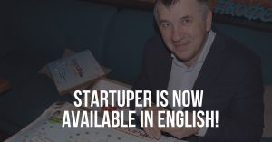 StartUPer is now available in English!