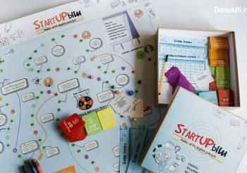 Растим предпринимателей со школы. Деловая игра StartUPыш