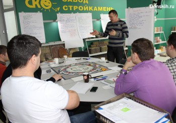 MatriX для завода СтройКамень