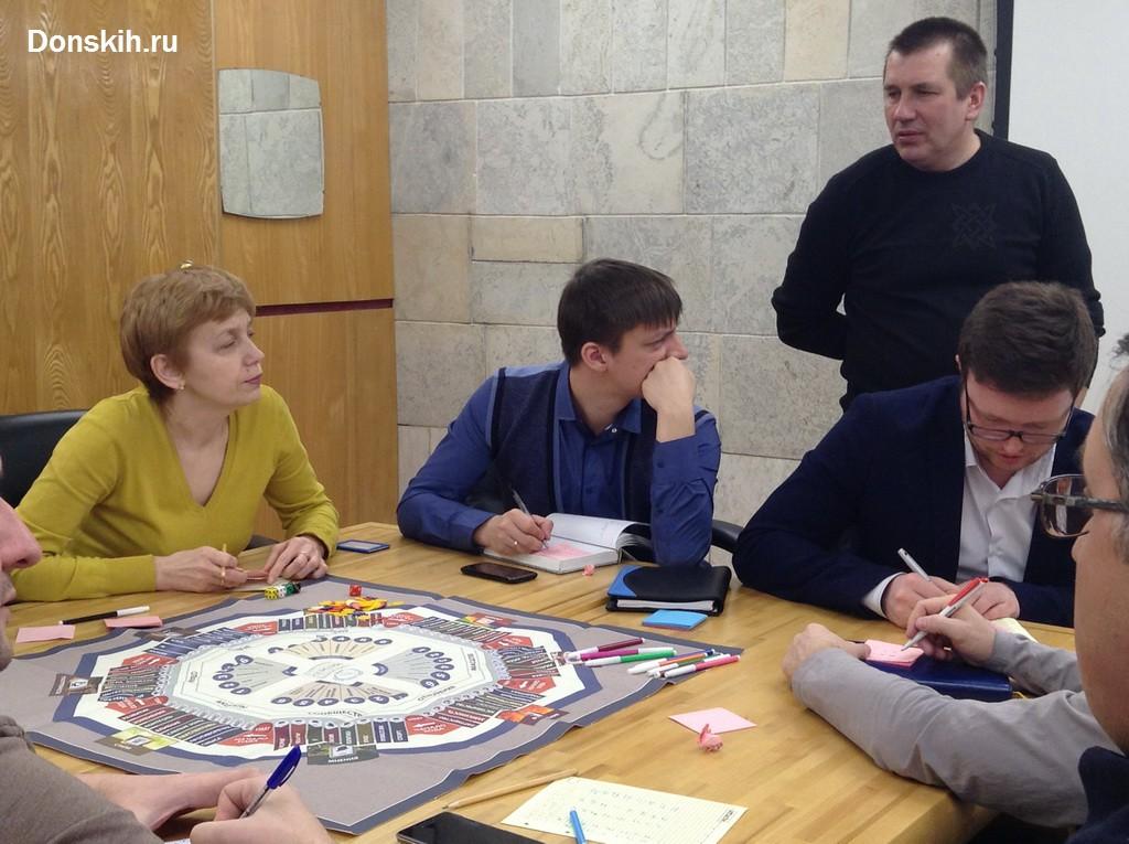 Концерн Калашников. MatriX для IT-службы. Бизнес-тренер Андрей Донских