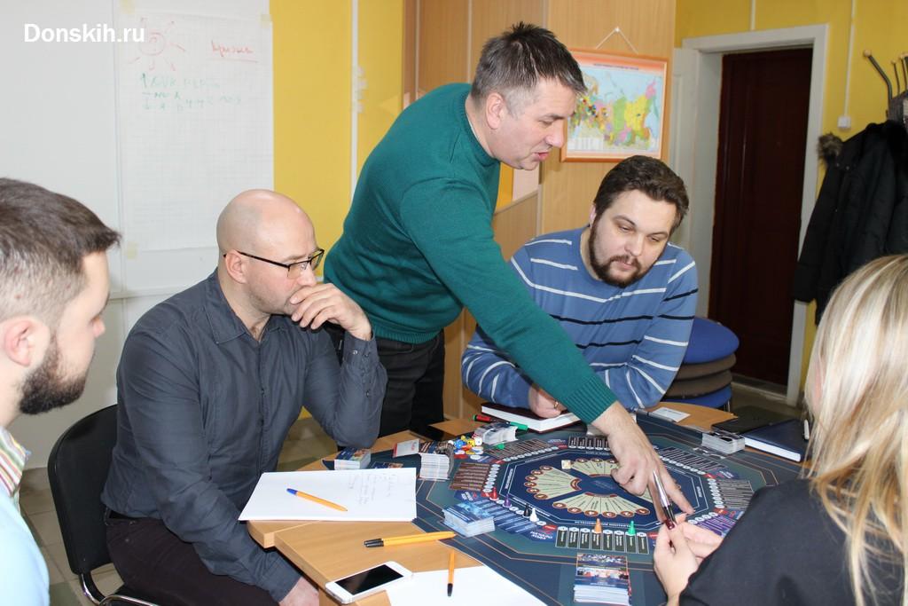 Тренинг Спецназ в продажах. Бизнес-тренер Андрей Донских