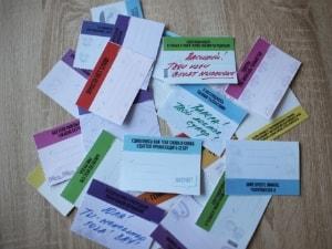 Карточки мотиваторов для сотрудников