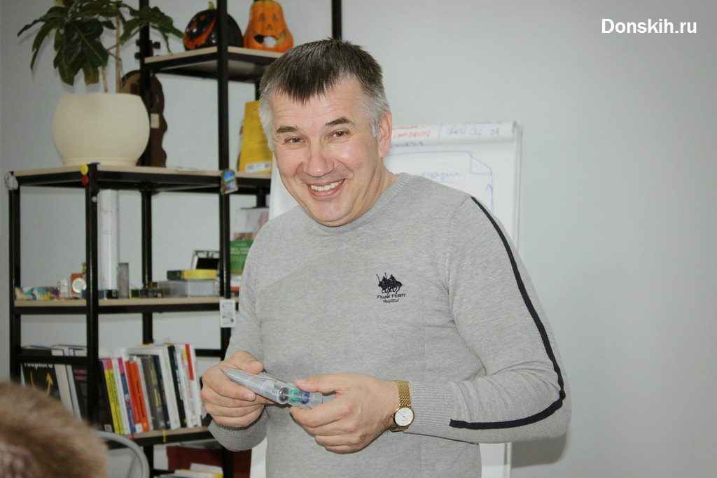"""Экспертные продажи в B2C с компанией """"РТГ"""""""