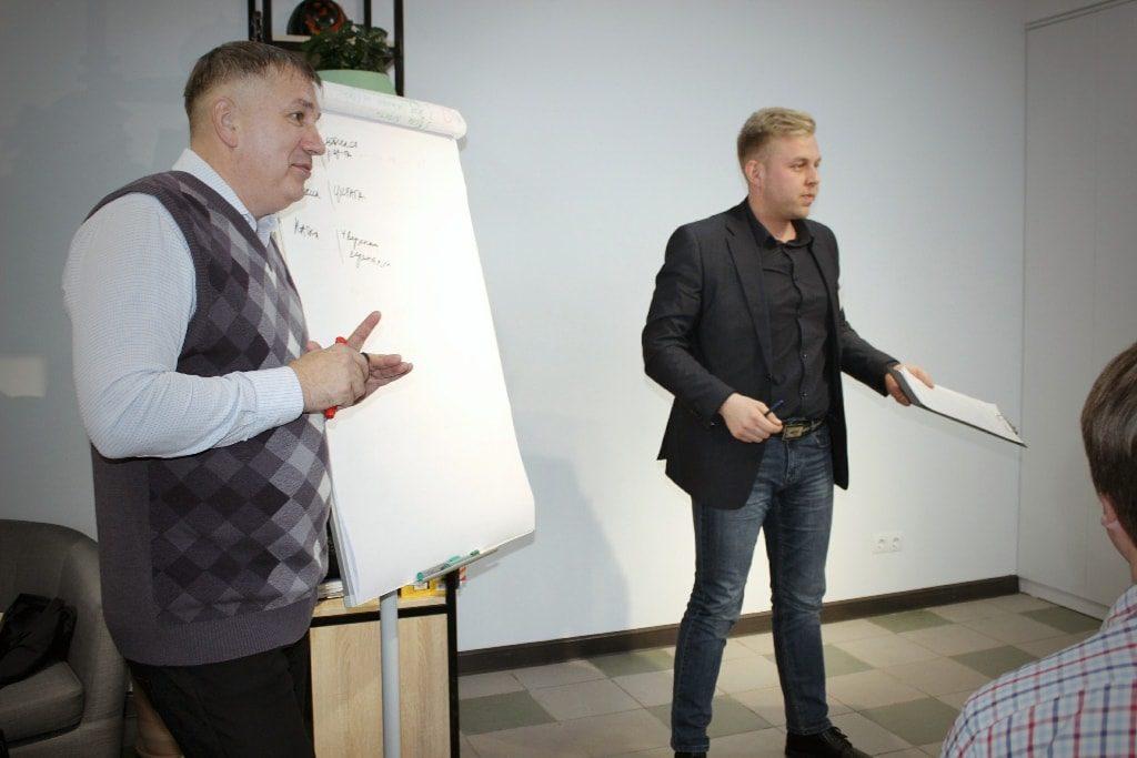 Как подготовиться и блестяще выступить на презентации. Тренинг в УДС Нефть