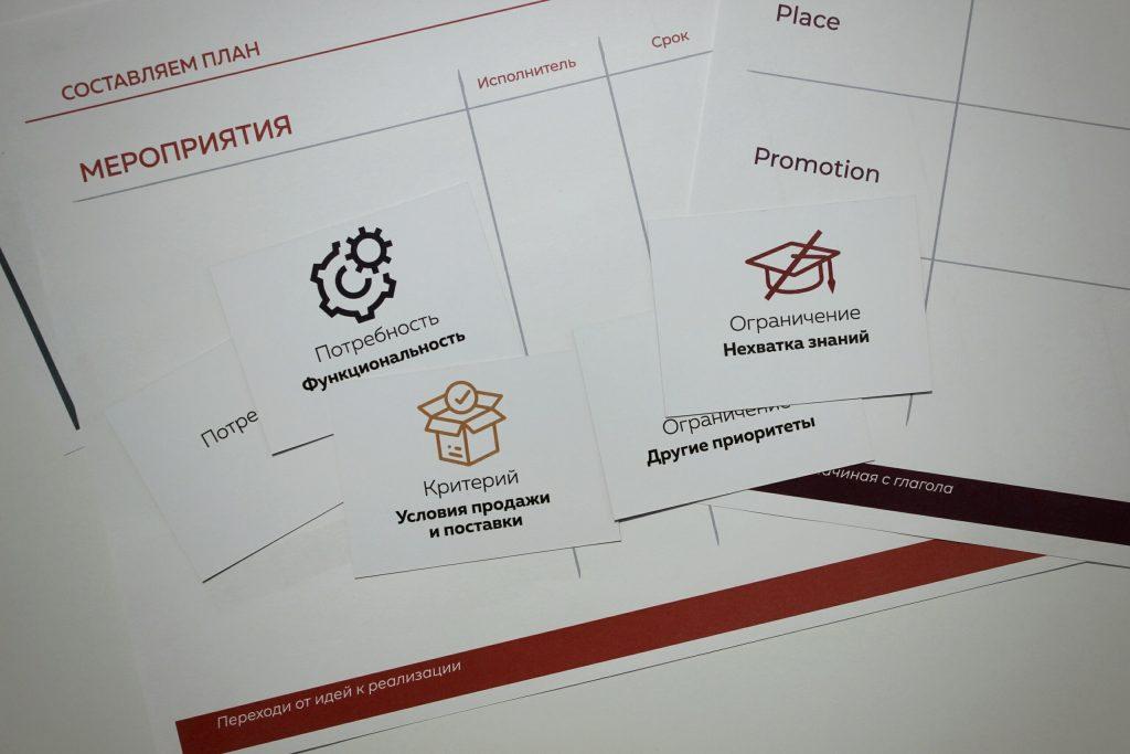 Business Upgrade - конструктор мозговых штурмов и стратегических сессий
